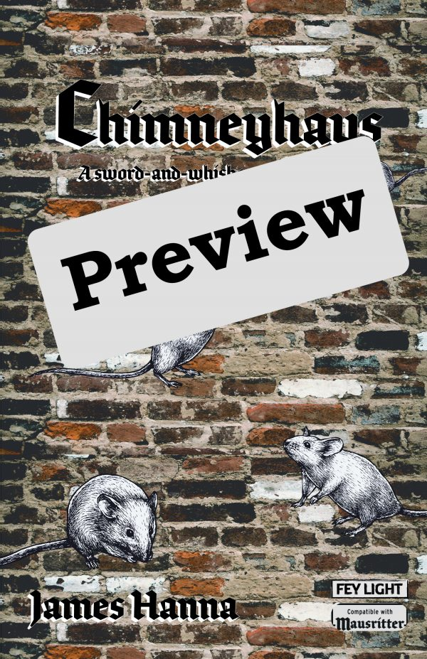 A preview of Chimneyhaus.